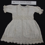 Child's dress; Unknown; late 19th Century; 2009_266_1