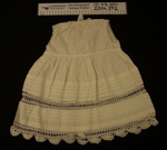 Baby dress; Unknown; Unknown; 2004_292