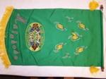 Matakohe C.W.I. 50th Jubilee banner; Matakohe Country Women's Institute; Unknown; 2005_411_9_1
