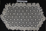 Crochet tablecloth; Unknown; Unknown; 1991_93