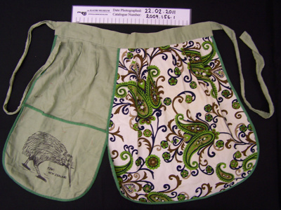 Apron; Unknown; Unknown; 2009_156_1
