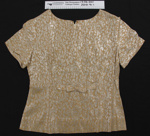 Blouse; Unknown; c.1950-60; 2010_91_1