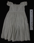 Child's dress; Unknown; Unknown; 1987_12