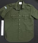 Uniform shirt RNZCT Air Dispatch; Magrath Mfg. Co.; c.1979-1996; 2005_227_5