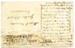 Postcard depicting actress Phyllis Dare, sent to Miss L Vernor (Greta street, Oamaru); circa 1910; 2012/1031