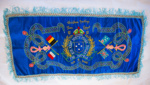 10th Regt North Otago Rifles banner from Egypt ; 1915; 97/48