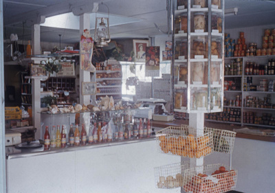 Inside The Huia store., HM03