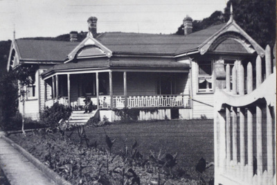 The Hill family home., TC7780