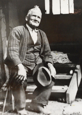 Alfred (Hooky) Hill, TC8408