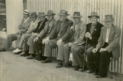 Raglan held annual Old Settler Reunions from 1932 ...