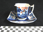 Cup and Saucer; 1990.1.1