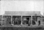 M.E.Baker. General Storekeeper; circa 1920's; X001.53.3