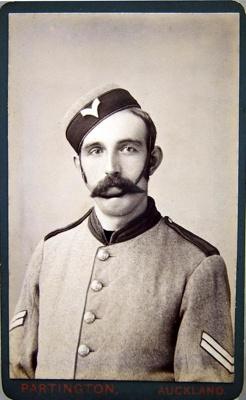 John William Ellis, Partington    Auckland NZ, 1870's, X001.33.27