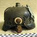 WW1 Prussian Helmet.; circa 1915; X001.28.6