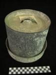 Butter Cooler made of zinc., 1970.21.2
