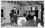 Clarrie and the Boys, 1950's, X001.33.30