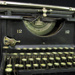 J.B. Jackson's Typewriter, Remington    Ilion New York USA, 1979.1.1