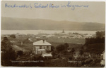 Raglan from the top of Stewart Street; Gilmour Brothers; 26.3.1911    ; X001.56.8