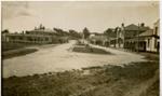 Bow Street looking east. ; Gilmour Brothers    Raglan NZ; circa 1925; 1983.13.11c