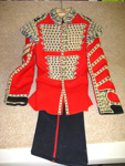 Welsh Guard's Uniform., 1937, 1984.5.1