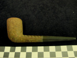 Carved Tobacco Pipe, 1918, 1968.42.1