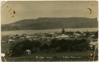 Raglan Township 1917; Gilmour Brothers; 12 February, 1917 ; X001.56.12