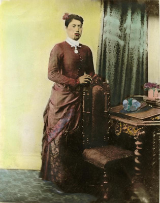 Te Tahuri Pita Toto, 1900's, X001.33.5