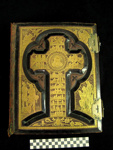 Catholic Bible, Douay & Rheims, 1865, 1969.33.1