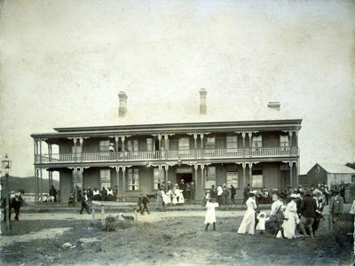 2nd Harbour View Hotel, 1900's, X001.33.11