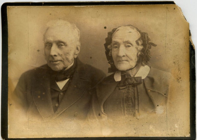Dr and Mrs Walter Harsant; 1967.18.2