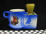 Ceramic Shaving Set; 1967.21.1