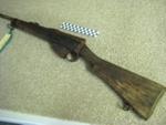 Rifle, 1900's, X001.29.1