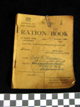 Ration Book, 1947, 1972.8.2