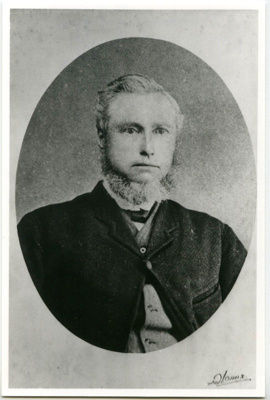 Robert Gilmour came to Raglan from New Plymouth in...