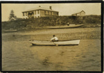 Lone Rower and the Royal, 1920's, X001.33.10