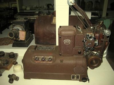 Film-Strip Movie Projector; 1987.4.1