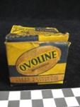 Box of Ovoline.; 1991.7.4b