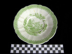 Small Tea Plate; 1984.2.1