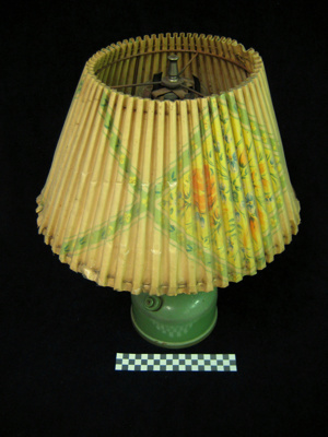 Lamp.; 1991.8.1