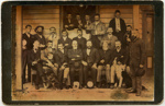 Early Settlers at the Royal Hotel 1890-95; 1890-95; 1972.3.2a