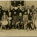 Early Settlers at Royal Hotel - 1890-95; 1890-95; 1972.3.3b