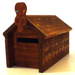 Carved Mail Box, 7072