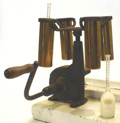 Babcock Butterfat Tester, c1920s, 5959