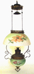 Hanging Kerosene Lamp, 6397
