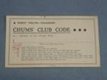 Card; c1940's; 2013.4.1