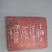 Button Book; 1912; 1985.851.1