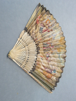 Fan; Estimated early to mid 18th century; 2004.53.1