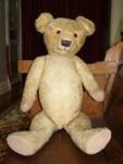 Teddy Bear, c1930s, 36