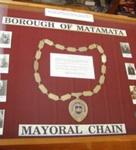 Matamata Borough Council Mayoral Chain, 1966, 44