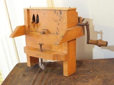 Bean Cutter, c1870s, 18